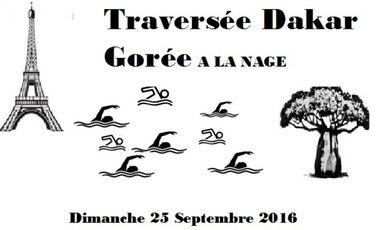 Visuel du projet Dakar Gorée à la nage