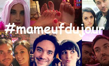 Project visual #mameufdujour