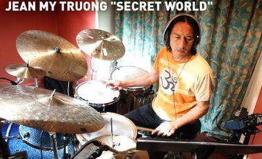 "Project visual Jean My Truong ""Secret World"""