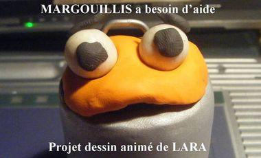 Visuel du projet Margouillis à besoin de vous