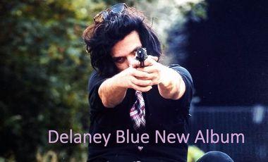 Project visual Delaney Blue New Album