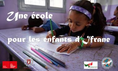 Visueel van project Une école pour les enfants d'Ifrane