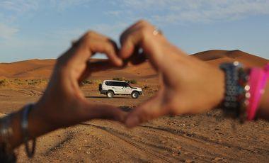 Visuel du projet Rallye Roses des Sables