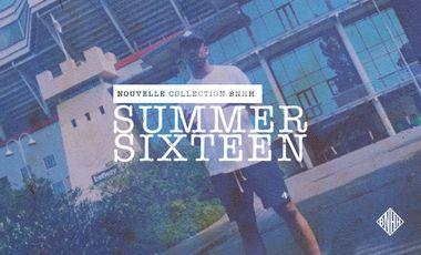 Visuel du projet Collection Summer Sixteen – BNHH
