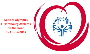 Project visual Special Olympics Luxembourg Athletes on the Road to Austria2017