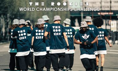 Project visual THE ROOKIES - WORLD CHAMPIONSHIPS CHALLENGE