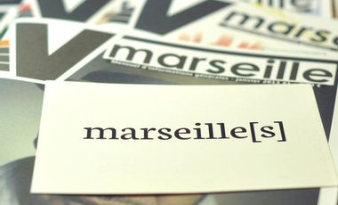 Project visual Vmarseille, le magazine de tous les Marseille[s]