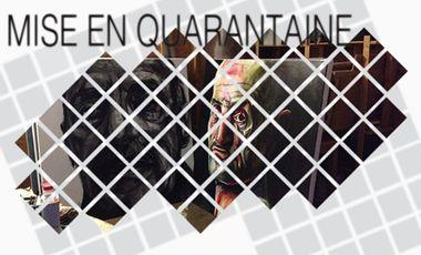 Visuel du projet Mise en quarantaine
