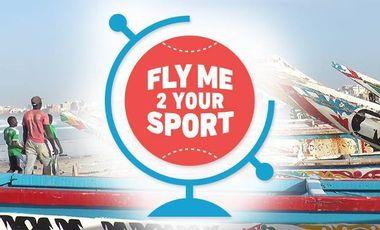 Project visual Le 1er Tour du Monde des Sports Insolites