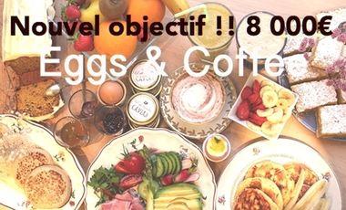 Visuel du projet Eggs & coffee
