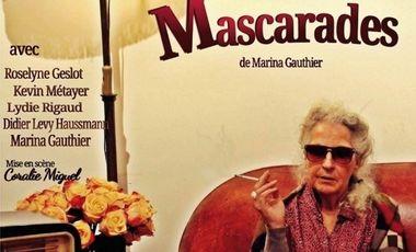 Visueel van project Mascarades