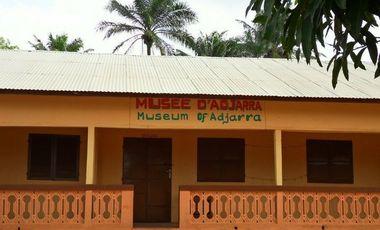Project visual Soutenez le Musée d'Adjarra !