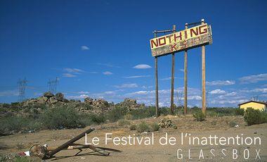 Project visual LE FESTIVAL DE L'INATTENTION
