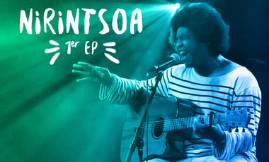 Visuel du projet Nirintsoa - Mon 1er EP