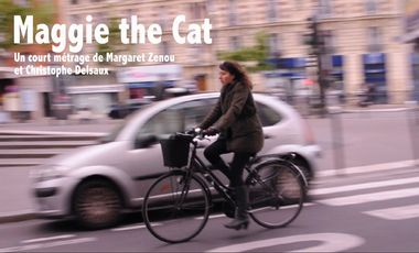 Project visual MAGGIE THE CAT