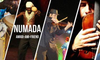 Project visual Numada = Amigo = Ami = Friend
