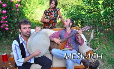 Visueel van project Bientôt le 1er disque de Meskach! The 1st disc of Meskach!!