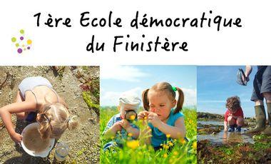 Visuel du projet 1ère Ecole Démocratique du Finistère