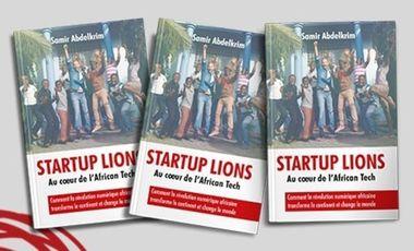 Visueel van project #StartupLions