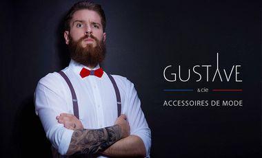Project visual La révolution des bretelles par GUSTAVE & cie !