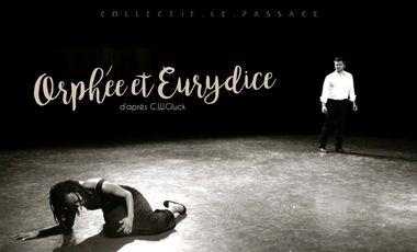 Project visual Orphée et Eurydice