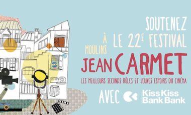 Visueel van project Soutenez le 22e Festival Jean Carmet