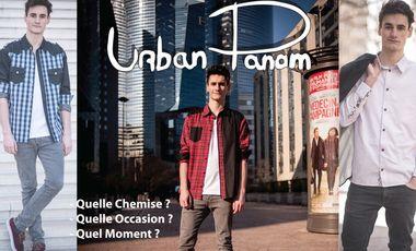 Visuel du projet Urban Panam : Quelle Chemise, quelle Occasion ?