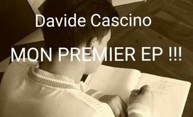 Project visual Davide Cascino - Mon premier EP