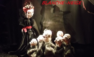 Project visual Blanche Neige