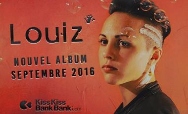 Visueel van project Louiz' : Premier Album