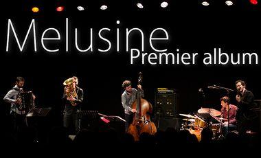 Visueel van project MELUSINE // Premier album