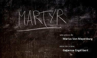 Visueel van project Martyr