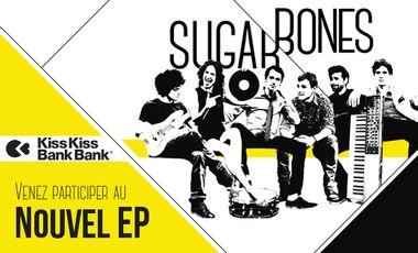 Project visual Sugar Bones - Nouvel EP