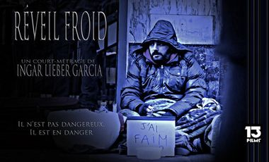 Project visual Réveil Froid