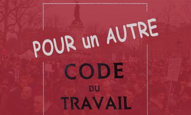 Visueel van project Pour un Autre Code du Travail