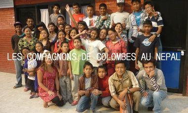 Project visual Projet scout au Népal