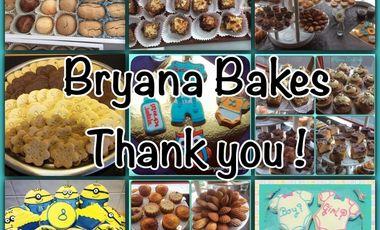 Visueel van project Bryana Bakes
