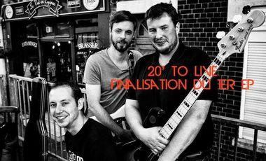Visuel du projet Finalisation de l'EP de 20' To Live