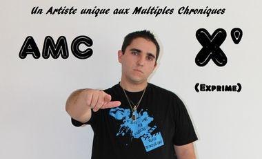 Visueel van project Amc - X' (Exprime) : Premier Album