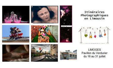 Visueel van project ITINERAIRES PHOTOGRAPHIQUES EN LIMOUSIN