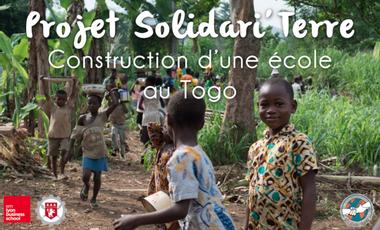 Project visual Projet Solidari'Terre - Construction d'une école au Togo