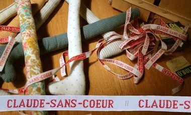 Project visual Claude-sans-coeur