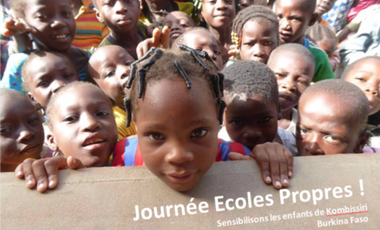 Project visual Journée Ecoles Propres