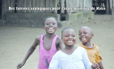 Project visual Latrines pour l'école de Katia (Côte d'Ivoire)