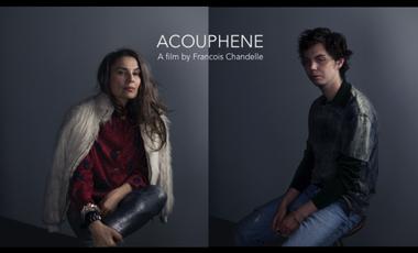 Project visual Acouphene