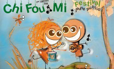 Visuel du projet ChiFouMi Festival