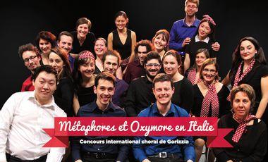 Visuel du projet Metaphores et Oxymore en Italie