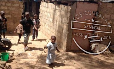 Visueel van project SOS COUBALAN
