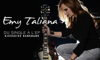 Visueel van project Emy Taliana Du Single à l'EP