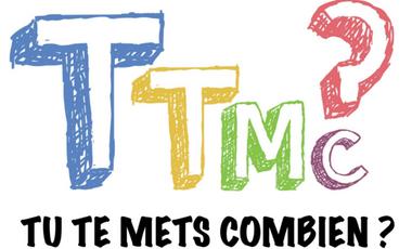 Visueel van project TTMC : Tu te mets combien ?